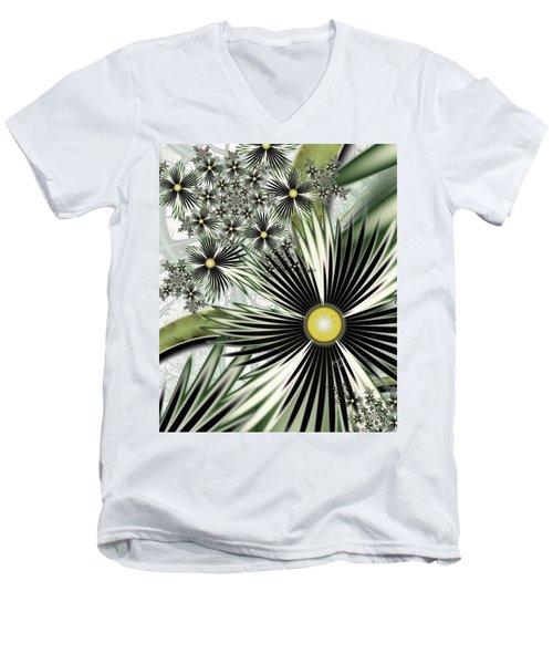 Tropica Men's V-Neck T-Shirt