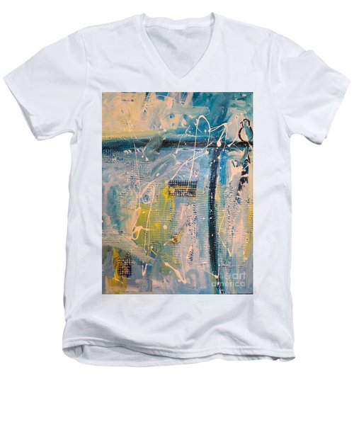 Tropicana Bird 01 Men's V-Neck T-Shirt