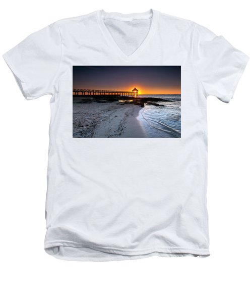 TTP Men's V-Neck T-Shirt