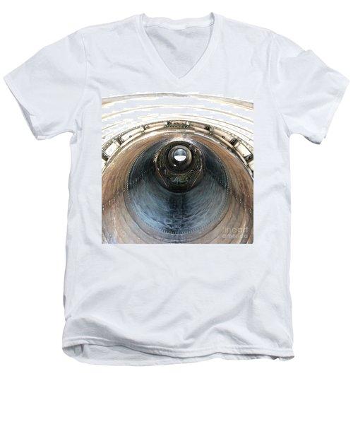 Tube Men's V-Neck T-Shirt
