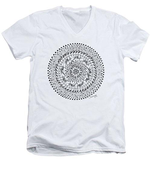Turning Point Men's V-Neck T-Shirt