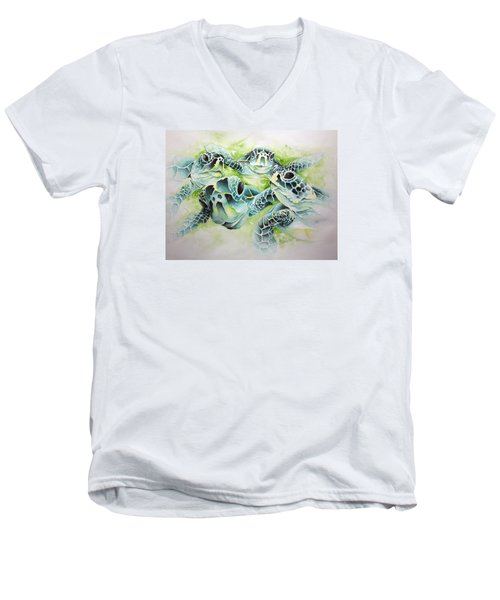 Turtle Soup Men's V-Neck T-Shirt