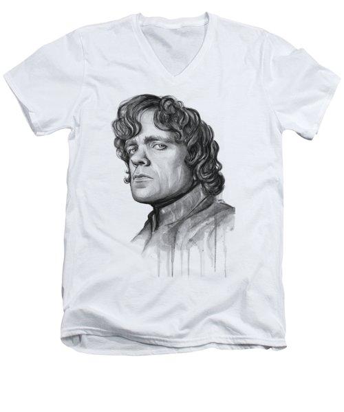 Tyrion Lannister Men's V-Neck T-Shirt