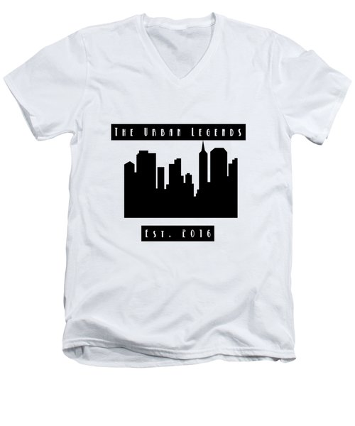 UL Men's V-Neck T-Shirt by Murphy