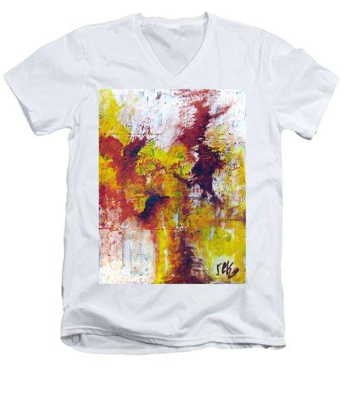 Unafraid Men's V-Neck T-Shirt