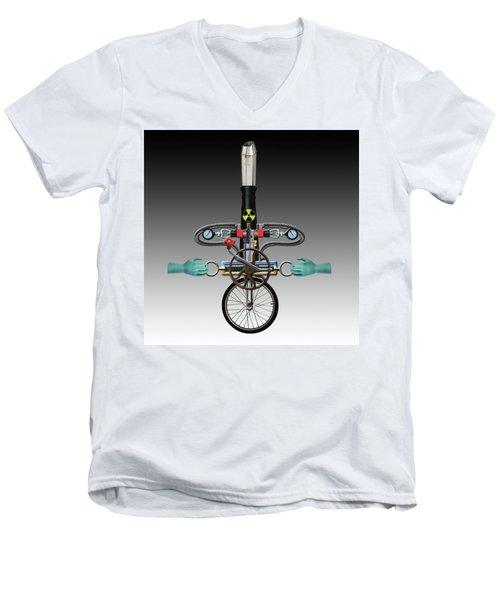 Unanchored Men's V-Neck T-Shirt