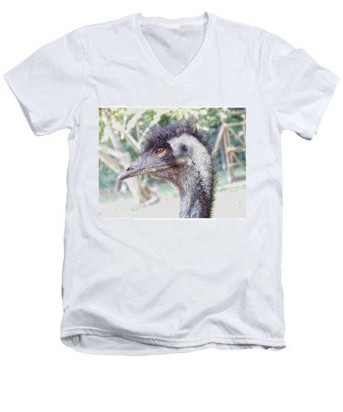 ...und Das Bin Ich, Wenn Ich Wieder Men's V-Neck T-Shirt