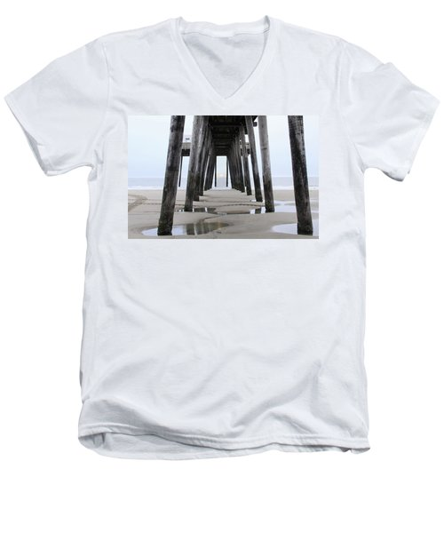 Under The Pier Men's V-Neck T-Shirt