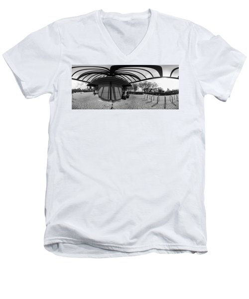 Under The Sun Men's V-Neck T-Shirt