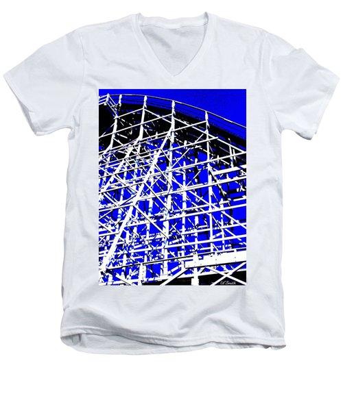 Up And Away Men's V-Neck T-Shirt