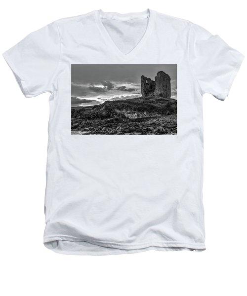 Upcomming Myth Bw #e8 Men's V-Neck T-Shirt