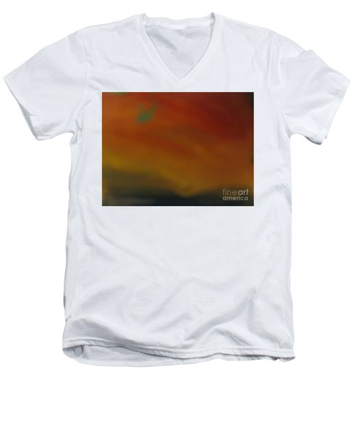 Vague 9 Men's V-Neck T-Shirt