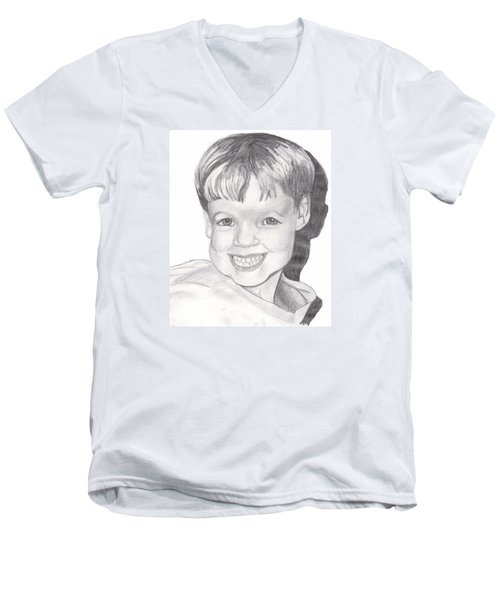 Van Winkle Boy Men's V-Neck T-Shirt