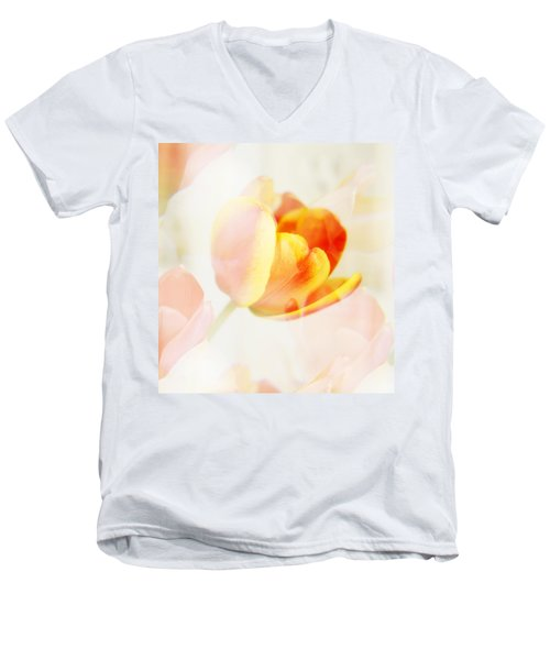 Veiled Tulip Men's V-Neck T-Shirt