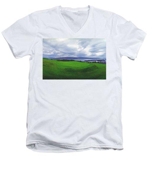 Views Of The Seas Men's V-Neck T-Shirt
