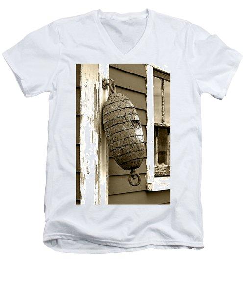 Vintage Buoy Men's V-Neck T-Shirt