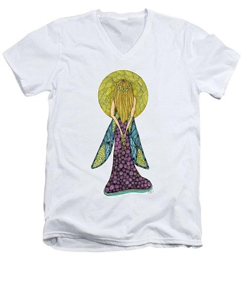 Virgo Men's V-Neck T-Shirt