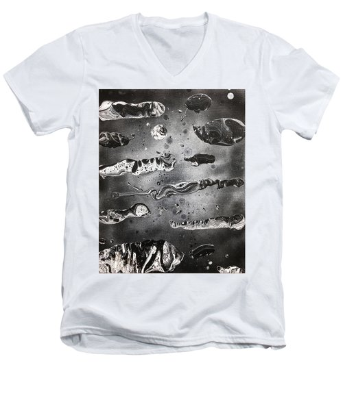Vlog Men's V-Neck T-Shirt