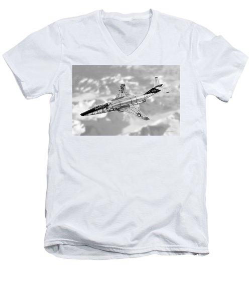 Voodoo Men's V-Neck T-Shirt