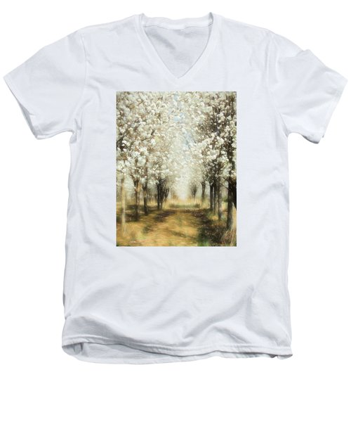 Walking Through A Dream Ap Men's V-Neck T-Shirt