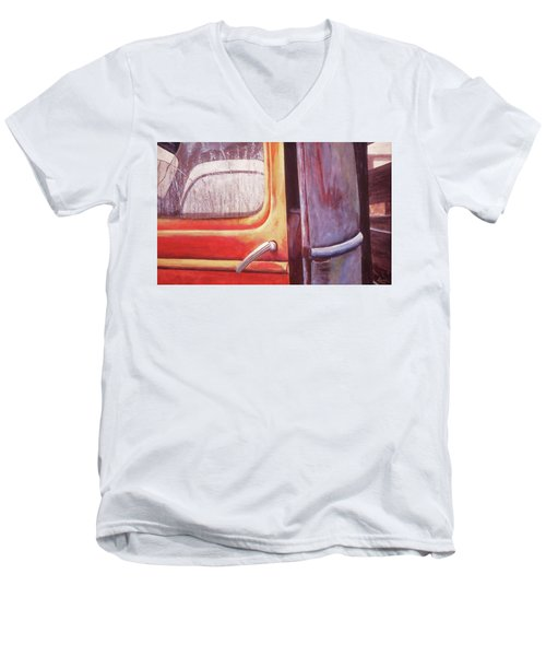 Walter Men's V-Neck T-Shirt