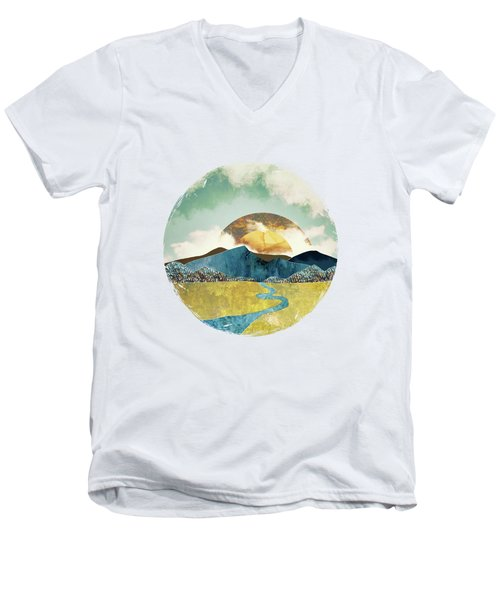 Wanderlust Men's V-Neck T-Shirt