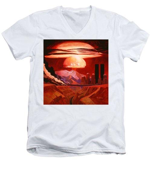 War Is Peace Men's V-Neck T-Shirt