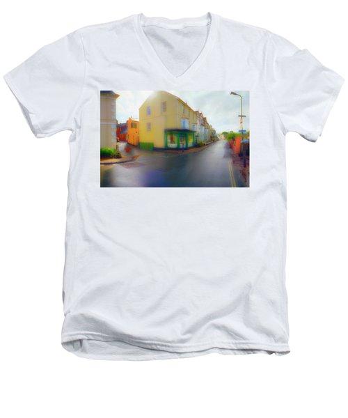 Warfleet Men's V-Neck T-Shirt
