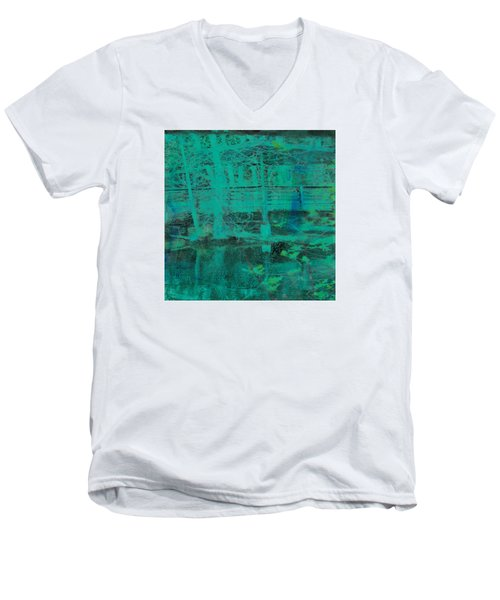Water #10 Men's V-Neck T-Shirt