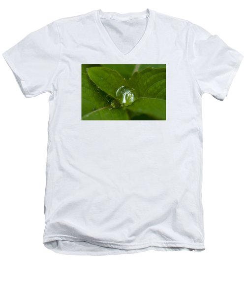 Water Ball Men's V-Neck T-Shirt