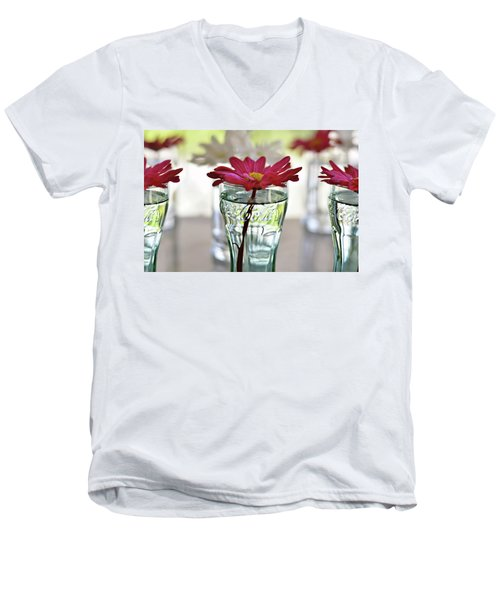 Water Lovers Men's V-Neck T-Shirt