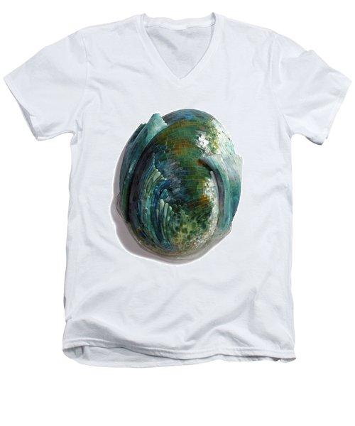 Water Ring II Men's V-Neck T-Shirt