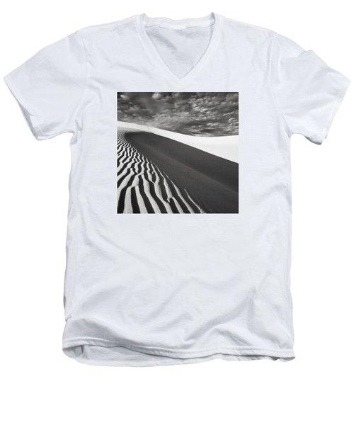 Wave Theory Vii Men's V-Neck T-Shirt