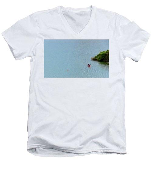 We Are One Men's V-Neck T-Shirt