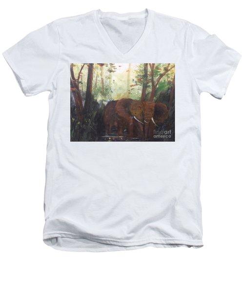We Two Men's V-Neck T-Shirt