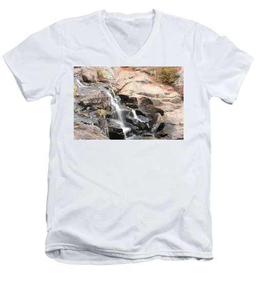 Weak Flow Men's V-Neck T-Shirt