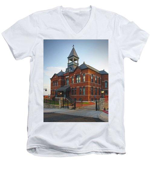 Webster House Men's V-Neck T-Shirt