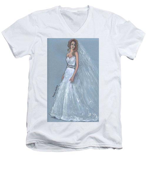 Wedding Day Men's V-Neck T-Shirt