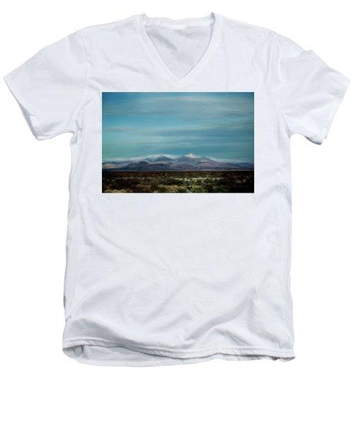 West Texas Skyline #1 Men's V-Neck T-Shirt