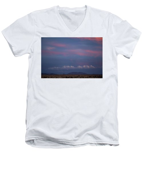 West Texas Sunset #2 Men's V-Neck T-Shirt