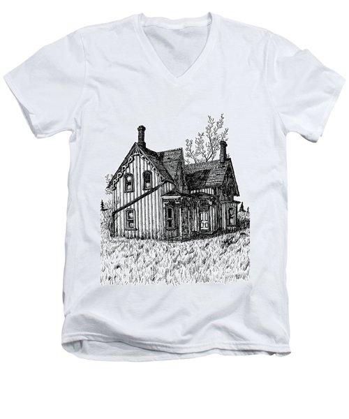 Westhill House 2 Men's V-Neck T-Shirt