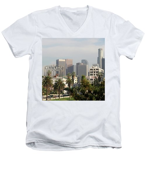 Westlake, Los Angeles Men's V-Neck T-Shirt