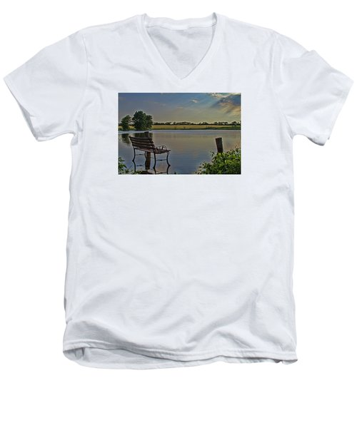 Wet Feet Men's V-Neck T-Shirt