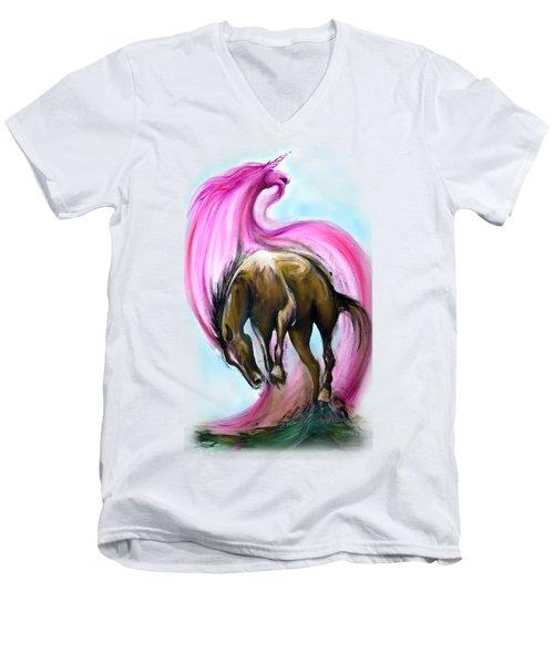 What If... Men's V-Neck T-Shirt
