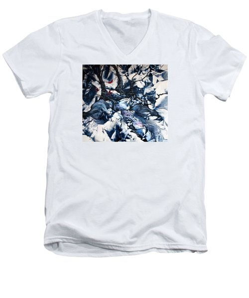 When The Birds Return Men's V-Neck T-Shirt