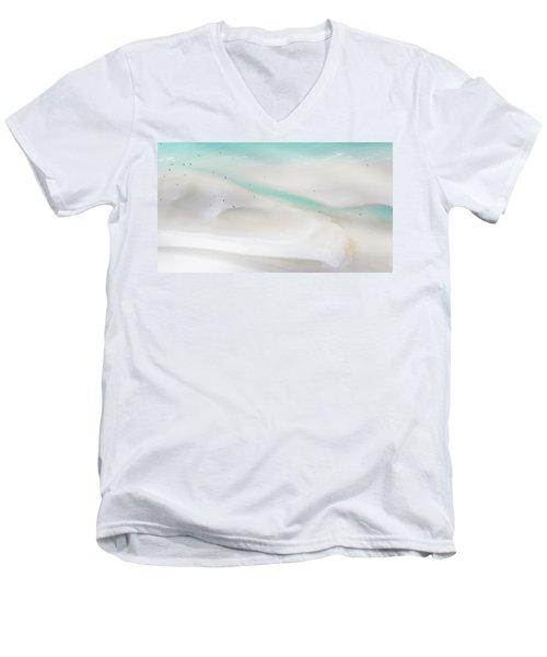 Whitehaven Wanderers Men's V-Neck T-Shirt by Az Jackson