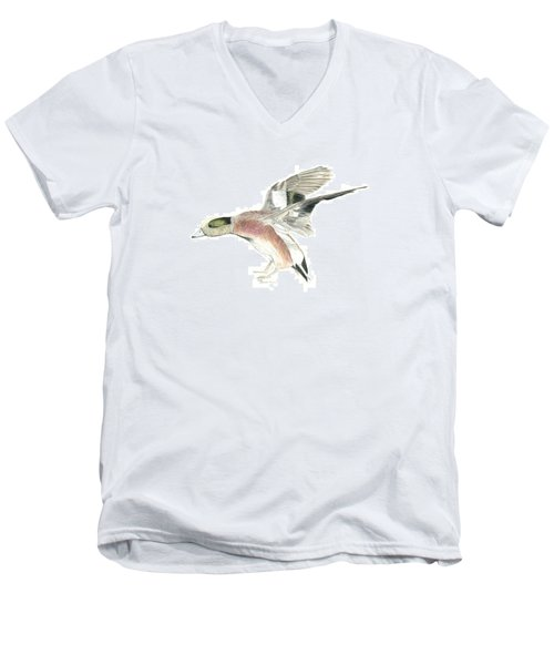Wigeon Men's V-Neck T-Shirt