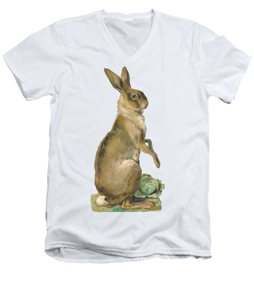 Wild Hare Men's V-Neck T-Shirt