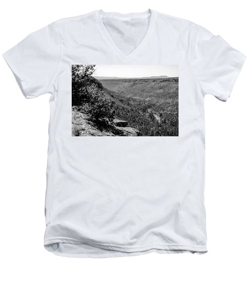 Wild Rivers Men's V-Neck T-Shirt