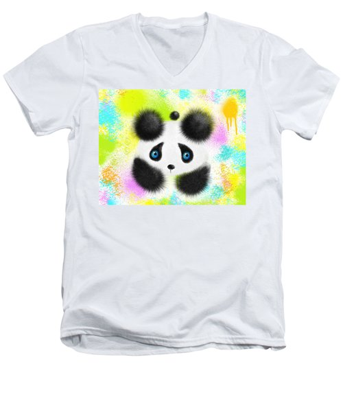 Will I Fit In Men's V-Neck T-Shirt